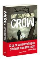 Couverture du livre « Crow » de Roy Braverman aux éditions Hugo Roman