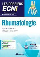 Couverture du livre « Rhumatologie » de Baptiste Coustet aux éditions Estem