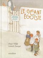 Couverture du livre « Le géant égoïste » de Oscar Wilde aux éditions Mineditions