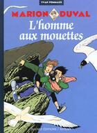 Couverture du livre « Marion Duval T.7 ; l'homme aux mouettes » de Yvan Pommaux aux éditions Bd Kids