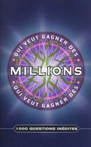 Couverture du livre « Qui Veut Gagner Des Millions » de Collectif aux éditions Tf1 Editions