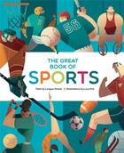 Couverture du livre « Le grand livre du sport » de Langue&Parole et Luca Poli aux éditions White Star Kids