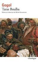 Couverture du livre « Taras Boulba » de Gogol Nicolas aux éditions Folio