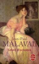 Couverture du livre « Soleil d'octobre » de Jean-Paul Malaval aux éditions Lgf