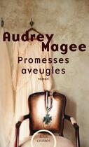 Couverture du livre « Promesses aveugles » de Audrey Magee aux éditions Plon