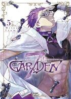 Couverture du livre « 7th garden T.5 » de Izumi Mitsu aux éditions Delcourt