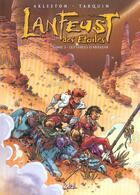 Couverture du livre « Lanfeust des étoiles T.3 ; les sables d'Abraxar » de Christophe Arleston et Didier Tarquin aux éditions Soleil