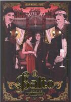 Couverture du livre « Balto T.2 ; les gardiens de nulle part » de Jean-Michel Payet aux éditions Ecole Des Loisirs