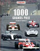 Couverture du livre « 1000 grands prix » de Stephane Barbe aux éditions Solar