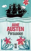 Couverture du livre « Persuasion » de Jane Austen aux éditions 10/18