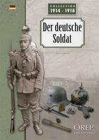 Couverture du livre « Der deutsch soldat » de Yann Thomas aux éditions Orep