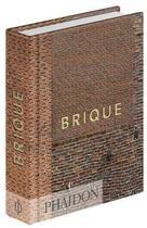 Couverture du livre « Brique mini format » de William Hall aux éditions Phaidon