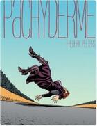 Couverture du livre « Pachyderme » de Frederik Peeters aux éditions Gallimard Bd