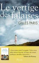 Couverture du livre « Le vertige des falaises » de Gilles Paris aux éditions Plon