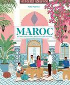 Couverture du livre « Maroc » de Nadia Paprikas aux éditions Mango