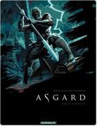 Couverture du livre « Asgard t.1 ; Pied-de-Fer » de Ralph Meyer aux éditions Dargaud
