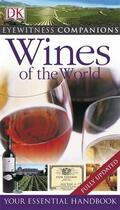 Couverture du livre « Wines of the World » de Collectif aux éditions Dorling Kindersley Uk