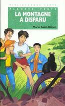 Couverture du livre « Planete Verte T.2 » de Marie Saint-Dizier aux éditions Hachette Jeunesse