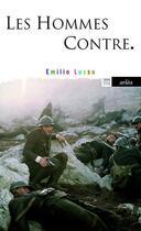 Couverture du livre « Les hommes contre » de Emilio Lussu aux éditions Arlea
