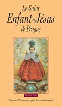Couverture du livre « Saint enfant-Jésus de Prague » de Collectif aux éditions Benedictines