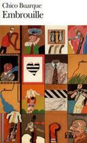 Couverture du livre « Embrouille » de Chico Buarque aux éditions Gallimard