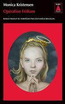 Couverture du livre « Opération Fritham » de Monica Kristensen aux éditions Actes Sud