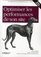 Couverture du livre « Optimiser les performances de son site » de Souders aux éditions O Reilly France