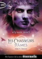 Couverture du livre « Les chasseurs d'âmes t.4 ; horizon » de Alyson Noel aux éditions Michel Lafon Poche