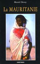 Couverture du livre « La mauritanie » de Muriel Devey aux éditions Karthala
