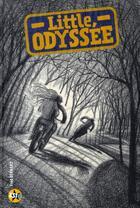 Couverture du livre « Little odyssée » de Fred Bernard aux éditions Casterman