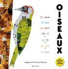 Couverture du livre « Oiseaux » de Motomitsu Maehara aux éditions Balivernes