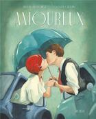 Couverture du livre « Amoureux » de Quentin Greban et Helene Delforge aux éditions Mijade