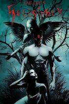 Couverture du livre « Hellshock » de Jae Lee aux éditions Alayone Comics