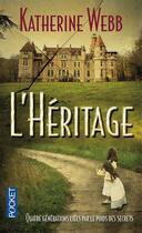 Couverture du livre « L'héritage » de Katherine Webb aux éditions Pocket
