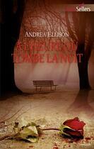 Couverture du livre « À l'heure où tombe la nuit » de Andrea Ellison aux éditions Harlequin