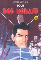 Couverture du livre « Tout Bob Morane T.11 » de Henri Vernes aux éditions Ananke