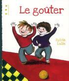 Couverture du livre « Le goûter » de Sylvia Lulin aux éditions Points De Suspension