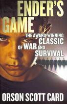 Couverture du livre « ENDER'S GAME » de Orson Scott Card aux éditions Orbit
