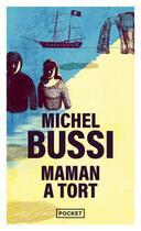 Couverture du livre « Maman a tort » de Michel Bussi aux éditions Pocket