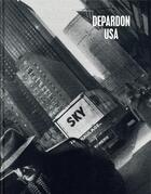 Couverture du livre « Depardon USA » de Raymond Depardon et Philippe Seclier aux éditions Xavier Barral