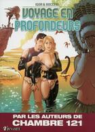 Couverture du livre « Voyage en profondeurs » de Igor Boccere aux éditions Dynamite