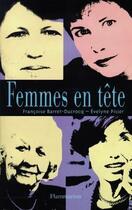 Couverture du livre « Femmes en tete » de Evelyne Pisier aux éditions Flammarion