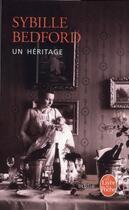 Couverture du livre « Un héritage » de Sybille Bedford aux éditions Lgf