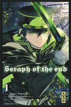 Couverture du livre « Seraph of the end T.1 » de Takaya Kagami et Yamato Yamamoto et Daisuke Furuya aux éditions Kana