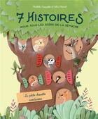 Couverture du livre « La petite chouette aventurière » de Celine Chevrel et Charlotte Grossetete aux éditions Fleurus