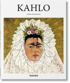 Couverture du livre « Kahlo » de Andrea Kettenmann aux éditions Taschen
