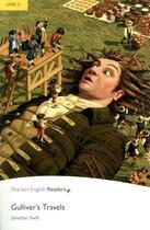 Couverture du livre « Gulliver's travel » de Jonathan Swift aux éditions Pearson