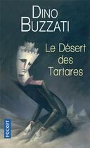 Couverture du livre « Le désert des Tartares » de Dino Buzzati aux éditions Pocket