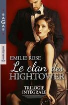Couverture du livre « Le clan des Hightower » de Emilie Rose aux éditions Harlequin