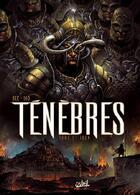 Couverture du livre « Ténèbres T.1 ; Ioen » de Christophe Bec et Iko aux éditions Soleil